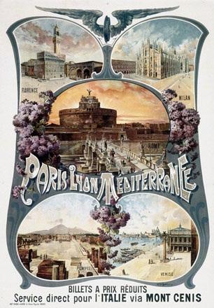 Cuggetti Carlo - Paris-Lyon-Méditerranée