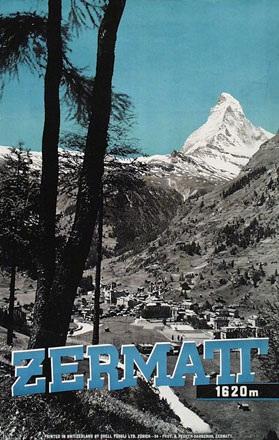Perren-Barberini Alfred - Zermatt