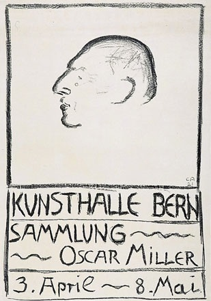 Amiet Cuno - Sammlung Oscar Miller