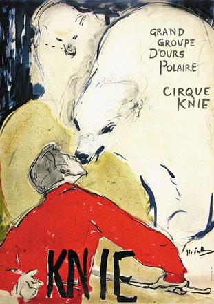 Falk Hans - Circus Knie -