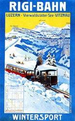Reckziegel Anton - Rigi-Bahn