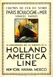 Retif M. - Holland-Amerika Linie