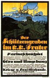 Wacik Franz - Der Schützengraben