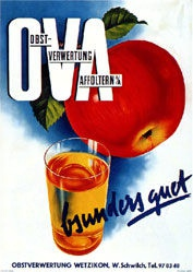 Althaus Paul O. Atelier - OVA Apfelsaft
