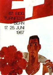 Auchli Herbert - Turnfest Bern