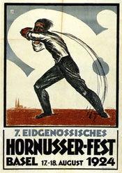 Bohny Erik - Hornusser-Fest
