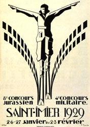 Bueche + Rizzi - Concours militaire