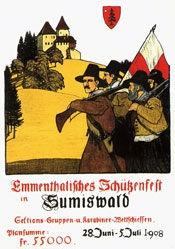 Cardinaux Emil - Schützenfest Sumiswald
