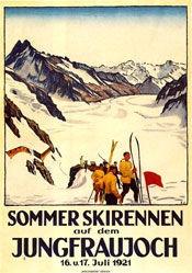 Cardinaux Emil - Sommer Skirennen