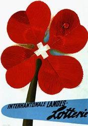 Carigiet Alois - Landeslotterie