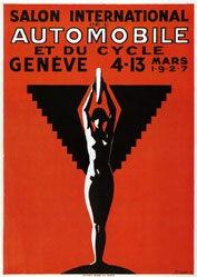Curval G. - Salon de l'Automobile Genève