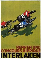 Diggelmann Alex Walter - Rennen und