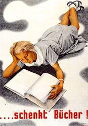 Eidenbenz Hermann - Schenkt Bücher