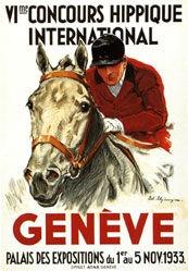 Elzingre Edouard - Concours Hippique Genève