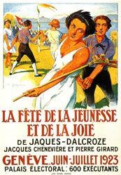 Elzingre Edouard - Fête de la jeunesse