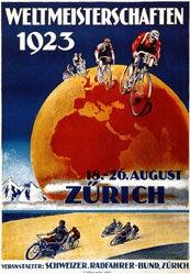 Ernst Otto - Radweltmeisterschaften Zürich