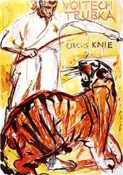 Falk Hans - Circus Knie - Voiteck Trubka