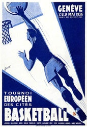 Fontanet Noël - Tournoi Européen