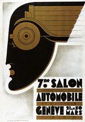 Fontanet Noël - Salon de l'Automobile Genève