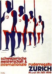 Hunziker Gerold - Schweizerische Meisterschaft und internationale