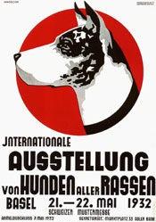Handschin Johannes - Hunde-Ausstellung
