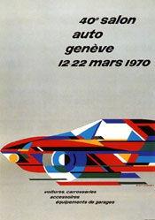 Hauri Edi - Salon de l'Automobile Genève