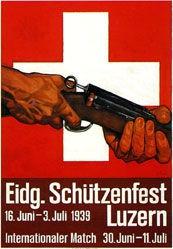Hodel Ernst - Eidg. Schützenfest Luzern