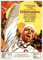 Hohlwein Ludwig - Internationales Eifelrennen