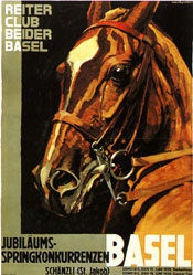 Hugentobler Iwan Edwin - Springkonkurrenzen Basel