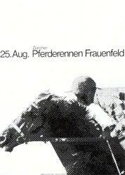 Jaggi Moritz S. - Pferderennen Frauenfeld