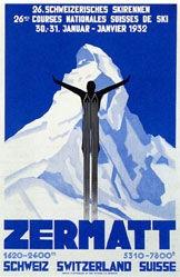 Kramer Pierre - 26. Schweizerisches Skirennen