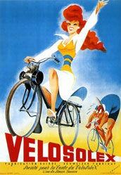 Leffel Jean - Velo Solex
