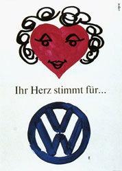 Looser Hans - Ihr Herz stimmt für ... VW