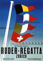 Anonym - Ruder-Regatta Zürich