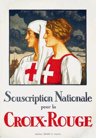 Courvoisier Jules - Croix Rouges
