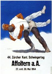 Rüttimann Carl - 44. Zürcher Kant. Schwingertag