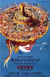 Rutz Viktor - Winzerfest Vevey