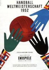 Weiskönig Werner - Handball Weltmeisterschaft