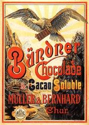 Anonym - Bündner Chocolade