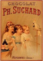 Anonym - Chocolat Ph. Suchard