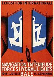 Monogramm L.O. - Exposition Navigation