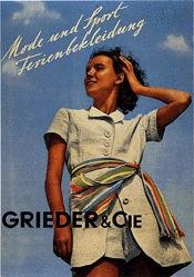 Anonym - Grieder & Cie.