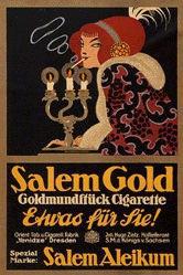 Anonym - Salem Gold