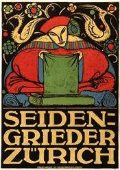 Baumberger Otto - Seiden-Grieder Zürich