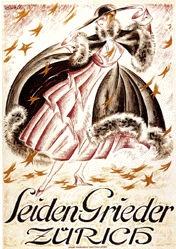 Bickel Karl - Seiden-Grieder Zürich