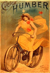 Choubrac Alfred - Cycles Humber