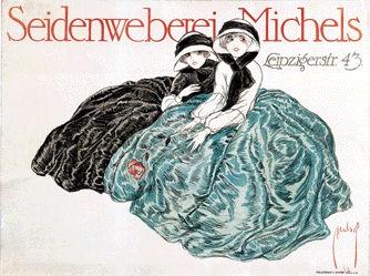 Deutsch Ernst (Dryden) - Seidenweberei Michels