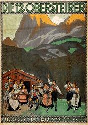 Divéky Joseph - Die 12 Obersteirer