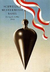 Eidenbenz Hermann - Schweizer Mustermesse Basel
