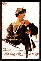 Engelhard Julius U. - Was die elegante Dame trägt